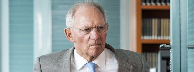 وزیر دارائی آلمان خواستار خروج یونان از اتحادیه اروپا