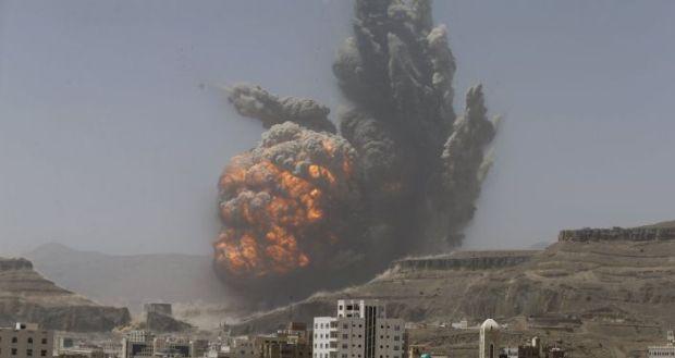 30526033مداخله جوئی عربستان در یمن